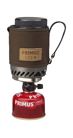 Primus Lite Plus - Réchaud à gaz - gris/olive